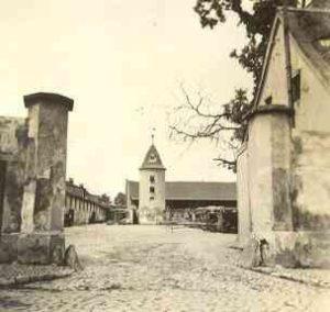 Junkerhof um 1930