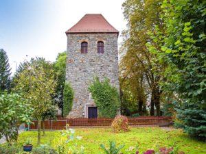 Die Kirche in Elbeu