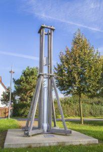 Raketendenkmal Mose