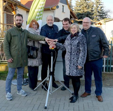 Internetausbau in Farsleben abgeschlossen