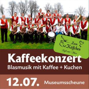 Kaffeekonzert für Senioren @ Museumsscheune