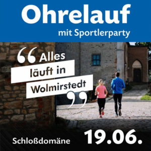 Ohrelauf @ Schlossdomäne