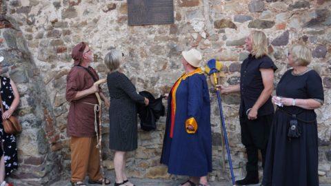 Geschichtsträchtiges auf der Schlossdomäne